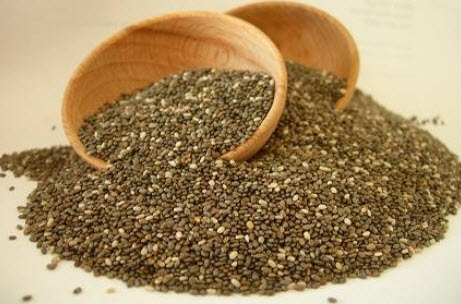 Chia seed superfoods. Exceptionally nutritive, healing and energizing.