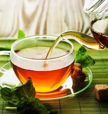 Green Tea. The Anti-Aging and Health Benefits